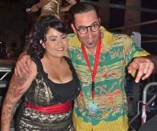 Lill Gizelle & Angelo Di Liberto