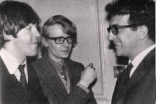 Paul McCartney, Barry Miles, Luciano Berio