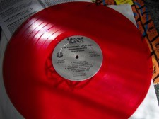 Underthrow the overground red vinyl