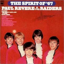 Paul Revere & the Raiders - spirit of '67