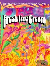 cream dvd