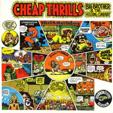crumb Cheap Thrills cover