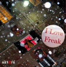cover I love Freak Altera