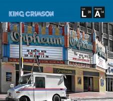 king crimson live