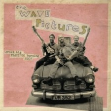 The Wave Pictures – Great Big Flamingo Burning Moon (2015)
