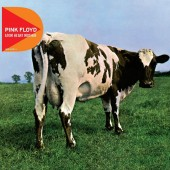 Atom Heart Mother - Pink Floyd Album Cover