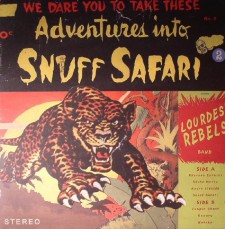 Lourdes Rebels SNUFF SAFARI