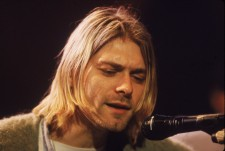 Kurt Cobain On 'MTV Unplugged'