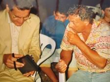 Tito Schipa Jr. e Maurizio Pupi Bracali