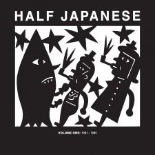 FIRELP342 Half Japanese - Volume 1 1981-1985 OUTER SLEEVE