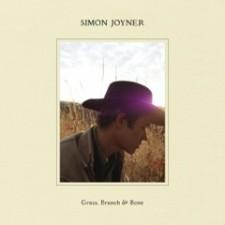 simonjoynerGRASS, BRANCH & BONE cover