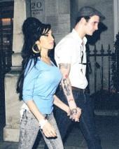 Amy e Blake (marito)