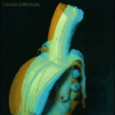 The Orange Revival - Futurecent - cover art