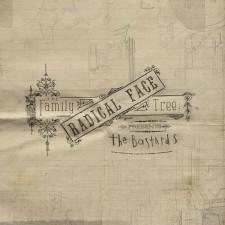 radical face The Bastards -Full Album Cover