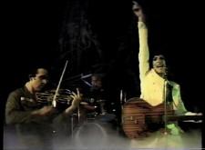 1975-76 DoM at TWIGGY's Show 1 BLITZ, DI LEMMA e STRANGE