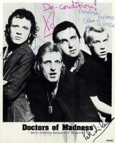 1976 DoM Foto promozionale autografata