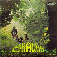 Caravan (1970) Secondo album