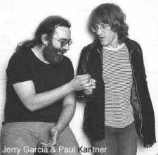 kantner e Garcia
