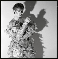 David Bowie from Scary Monsters, 1980