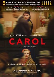 2 Carol locandina