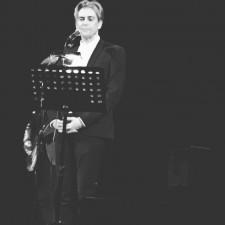 Andrea Chimenti live 17 APR 2016 Teatro Novelli Rimini