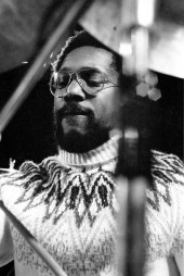 Billy Cobham at Kongesberg Jazz Festival, 1974