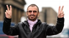God is in my life, says Ringo Starr