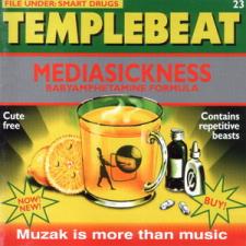 templebeat copertina