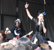 BAND-MAID-liveMCM-Fringe-6