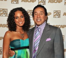 Alicia Keys & Smokey Robinson