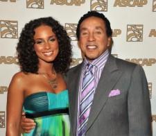 Alicia Keys & Smokey Robinson