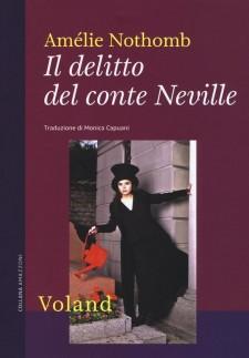 Amelie Nothomb copertina