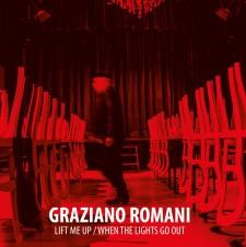 Graziano Romani bustina 45 giri PRINT