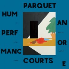 parquet courts Human_Performance_(Front_Cover)
