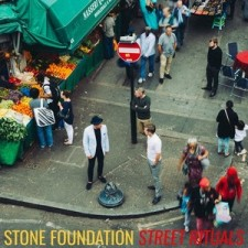 stone foundation cover