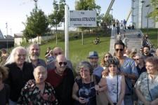 Intitolazione di una via a Demetrio Stratos a Milano