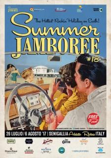 0 - Summer Jamboree 2017  locandina