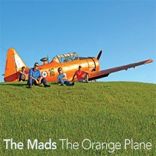 the mads cover  - the orange plane