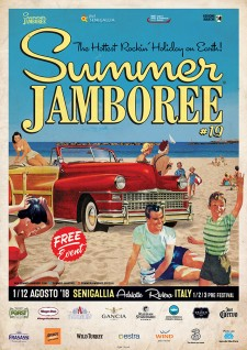 0  -  Summer Jamboree 2018