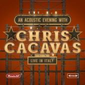 CHRIS CACAVAS - copertina